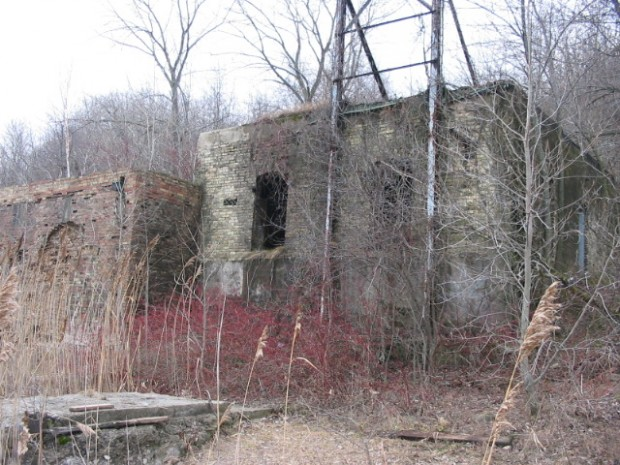 Forgotten Pump House