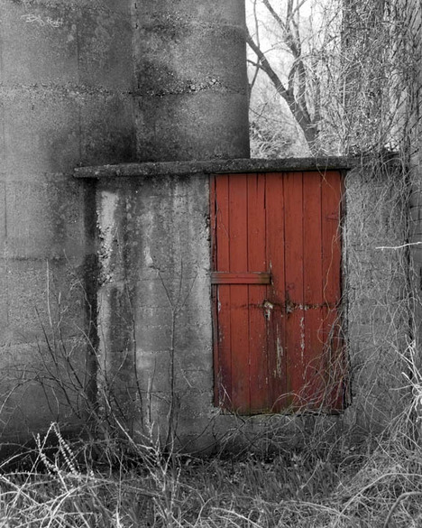 The Red Door--from Mary Jones by Billy Knight and with his permission--9-13